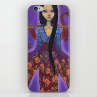 libra iPhone & iPod Skins featuring Libra by Artist Andrea