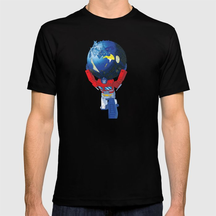 Optimus Atlas T-shirt
