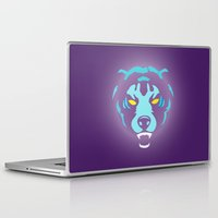 fierce Laptop & iPad Skins featuring Fierce by MaNia Creations