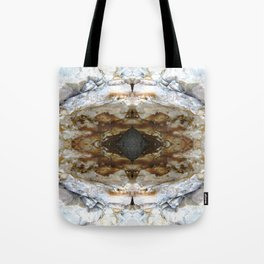 Holy Realms (l) Tote Bag