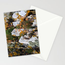 Rock Cover Stationery Cards