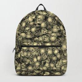 Heap of skulls Backpack