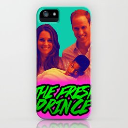 The Fresh Prince iPhone Case
