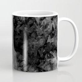 Abstract Radial Gradation Coffee Mug