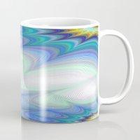 heaven Mugs featuring Heaven by David Zydd