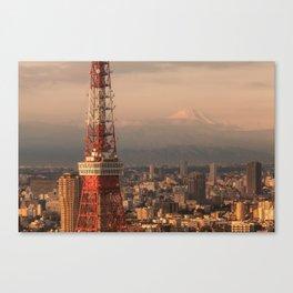 TOKYO 28 Canvas Print