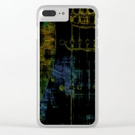 Deluminated Clear iPhone Case