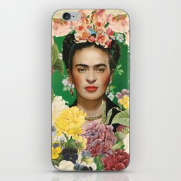 Frida Kahlo IV iPhone Skin