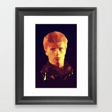 Peeta Mellark - Hunger Games Framed Art Print