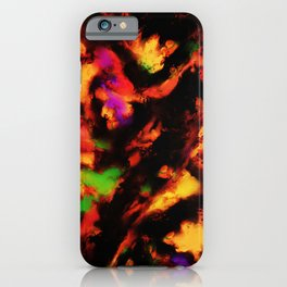 Blistering iPhone Case