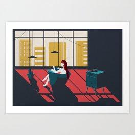 VinyLover Art Print