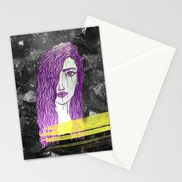 A Violet Gem Stationery Cards