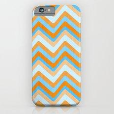 Something Fishy Waves. iPhone 6s Slim Case