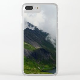 S1 Clear iPhone Case
