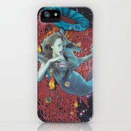 Space Mermaid iPhone Case