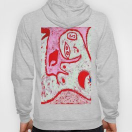 Paul Klee A Woman for Gods Hoody