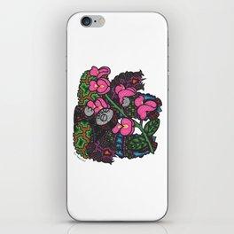 Elegance (Botanical Bliss) iPhone Skin