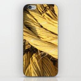 Jetsam Three iPhone Skin