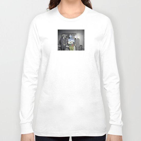 The Project 1 Collage Long Sleeve T-shirt