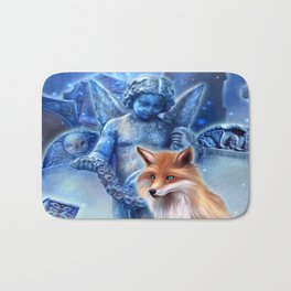 Spirit of the Fox Bath Mat