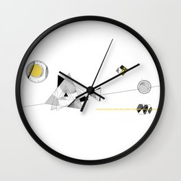My Favorite Things Wall Clock