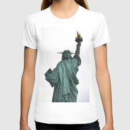 She Leads Us T-shirt