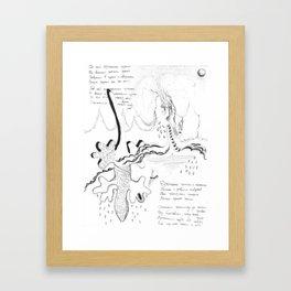 """Pasternak """"February"""" Framed Art Print"""