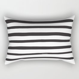 B&W Rectangular Pillow
