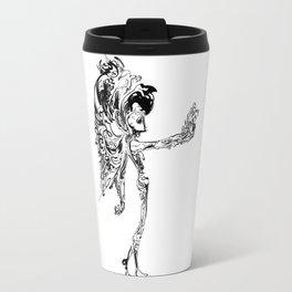 Reaching Robot Travel Mug