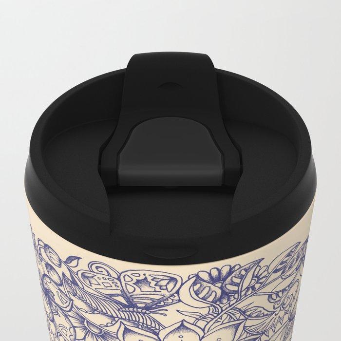 Circle of Friends Metal Travel Mug
