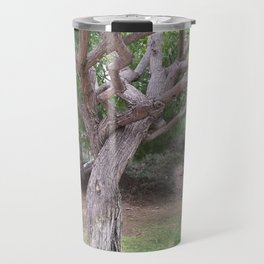 Twisted Tree Travel Mug