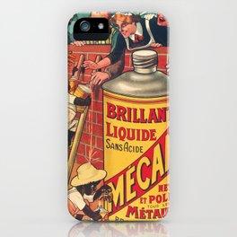 Liquide iPhone Case