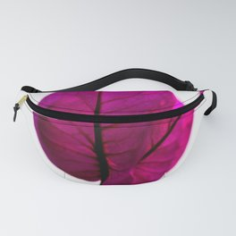 flower photography by Jason Leung Fanny Pack