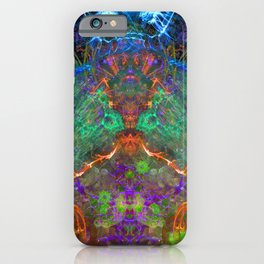 The Genie's Invocation II iPhone Case