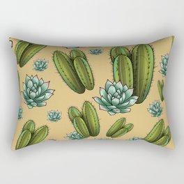 Cactus Cut Rectangular Pillow