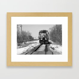 chattanooga choo-choo Framed Art Print
