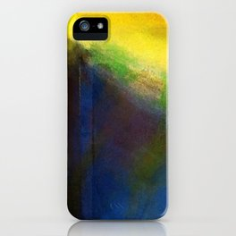 The Calling Digital Painting iPhone Case