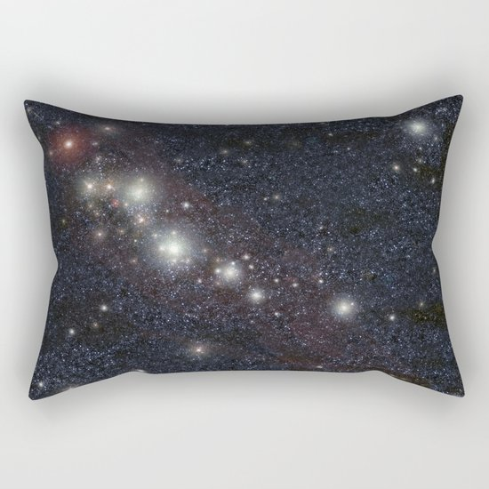 Bright stars Rectangular Pillow