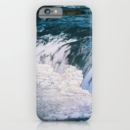 Yoshida Hiroshi - Torrent - Digital Remastered Edition iPhone Case