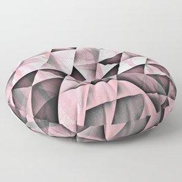 Pink's In Floor Pillow
