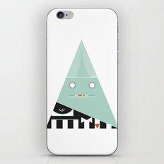 elegantes Dreieck iPhone & iPod Skin