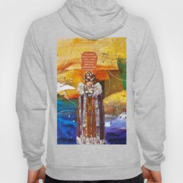 In Stillness, Lies Wisdom Hoody