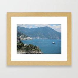 Sorento Framed Art Print