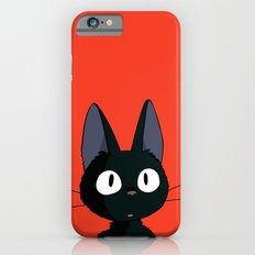 Black Cat Jiji - Happy Halloween! Slim Case iPhone 6s
