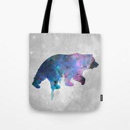 Galaxy Series (Bear) Tote Bag