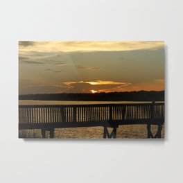 A Dreamy View Metal Print