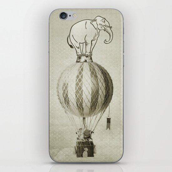 jumbo 02 iPhone & iPod Skin