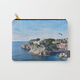 Taking Flight over Dubrovnik Carry-All Pouch