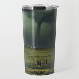Tornado Coming (Color) Travel Mug