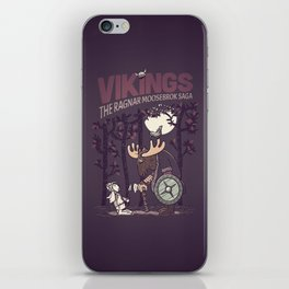 Vikings iPhone Skin